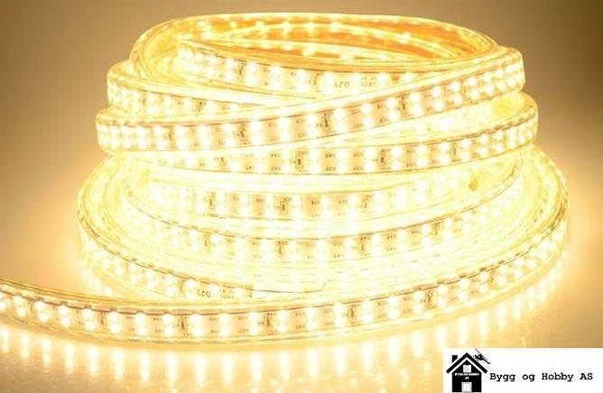 Bilde av LED Stripe 2835 Varmhvit