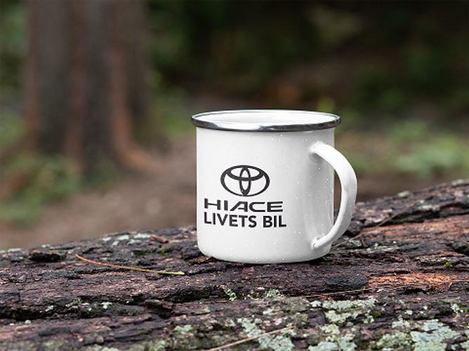 Bilde av Livets bil kaffekopp